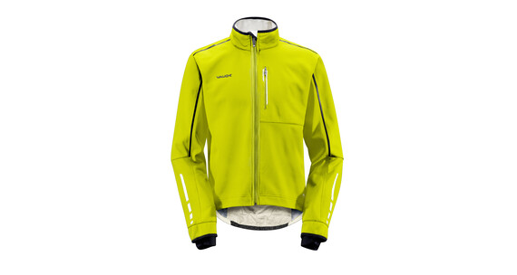 Vaude Men's Prio Softshell Jacket lemon